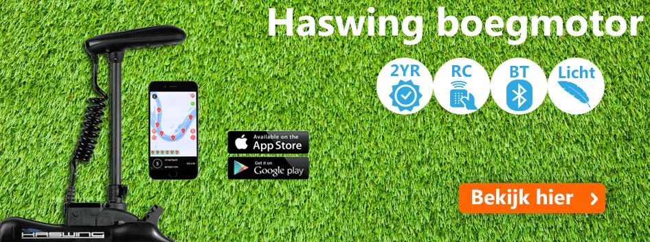 Haswing Cayman B55 GPS